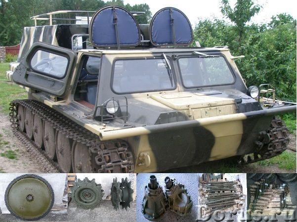 Главная передача и комплектующие для ГАЗ-71 - Запчасти и аксессуары - Торговый Дом Север предлагает..., фото 1